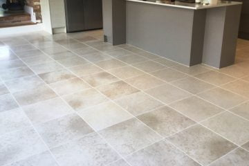Limestone Floor - Limestone Kitchen Floor - KleanSTONE Floor Cleaning Machines