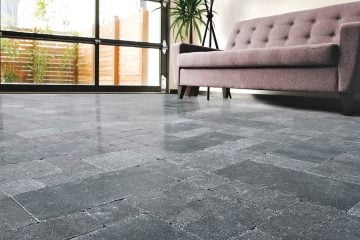 Natural Stone Floor - Floor Porosity - Stone Floor Sealing - KleanSTONE Natural Floors