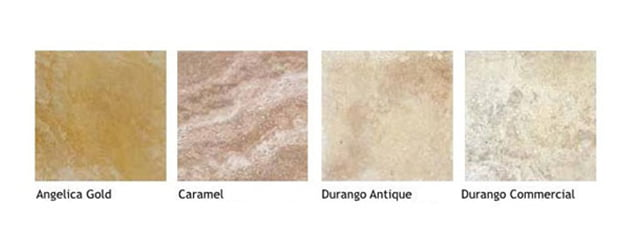 Travertine Floors - Types of Travertine---KleanSTONE Travertine-Floor - 1