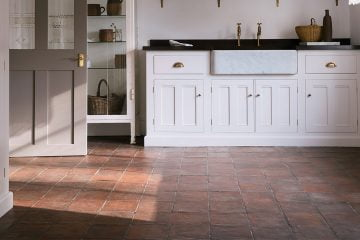 2019 Stone Flooring Trends - Terracotta Floor Tiles - KleanSTONE Stone Floor Cleaning - Header