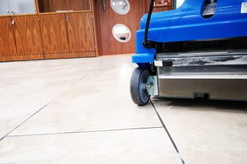 Floor Cleaning Machine - Stone Floor Cleaning Machine - KleanSTONE Floor Cleaning Machine