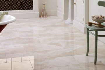 Marble Floor - Polished Marble Floor - KleanSTONE Floor Cleaning