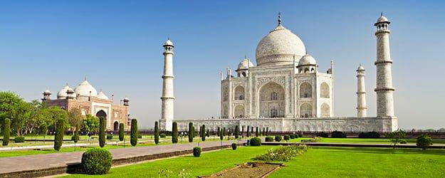 Taj Mahal - Marble Architecture - Marble Floor - KleanSTONE